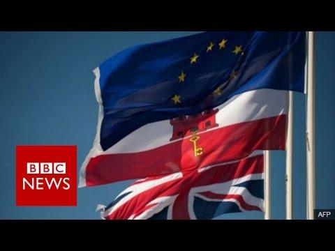 Streit um Gibraltar bei Brexitverhandlungen