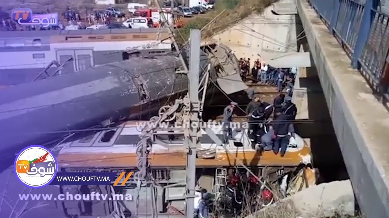 خبر اليوم..تفاصيل خطيرة عن فاجعة قطار بوقنادل | خبر اليوم