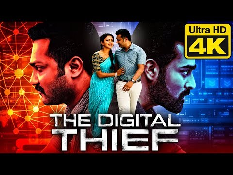 The Digital Thief (4K Ultra HD) Hindi Dubbed Movie | Bobby Simha, Amala