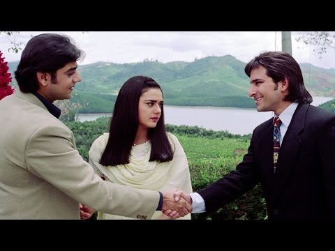 Preity Chooses Her Life Partner - Kya Kehna Scene | Saif Ali Khan, Chandrachur Mp3