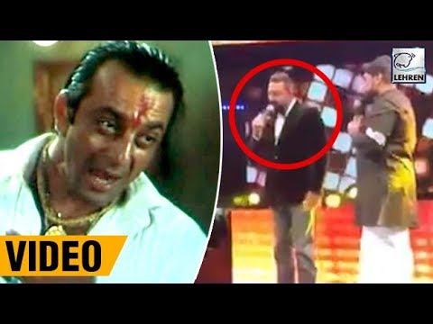 Video Sanjay Dutt Re-creates
