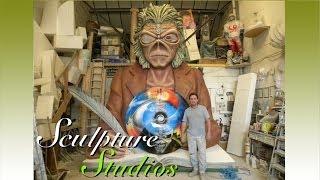For more of our work, visit http://www.SculptureStudios.co.uk 'Like' us on Facebook https://www.Facebook.com/sculpturestudios...