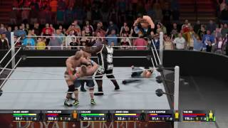Nonton WWE Royal Rumble 29th January 2017 Live | WWE 2K 17 Film Subtitle Indonesia Streaming Movie Download