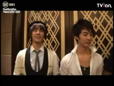 Preview  : DVD Five Men's Five Years in 2005~2009
