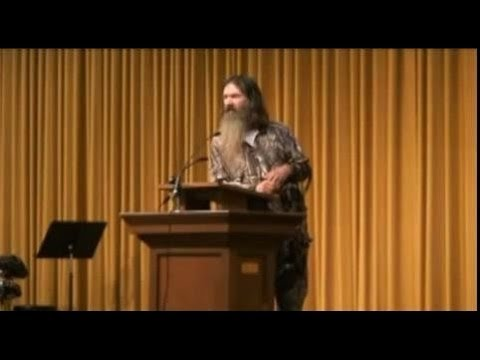 Duck Dynasty | Phil Robertson Preaches About Why This Country Needs More Jesus