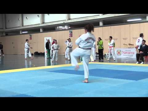 Taekwondo Cto. Navarro Poomsae (6)