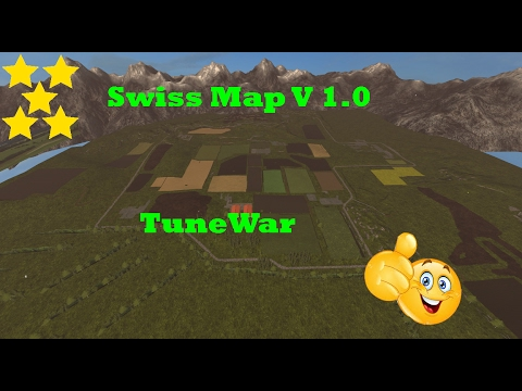 Swiss Map v1.0