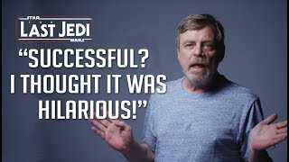 Video Mark Hamill on Star Wars The Last Jedi 🔥 MP3, 3GP, MP4, WEBM, AVI, FLV Maret 2018