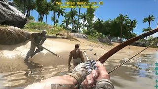 ARK: SURVIVAL EVOLVED - GUERRA FRANCESA!  |STAXX Y VEGETTA| #4
