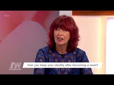 Stacey Really Questioned Her Identity After Becoming a Mum | Loose Women