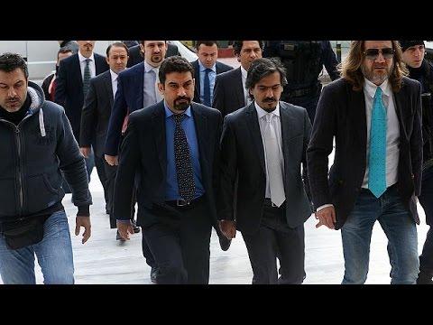 Ελλάδα: «Όχι» από Άρειο Πάγο στην έκδοση των οκτώ Τούρκων αξιωματικών