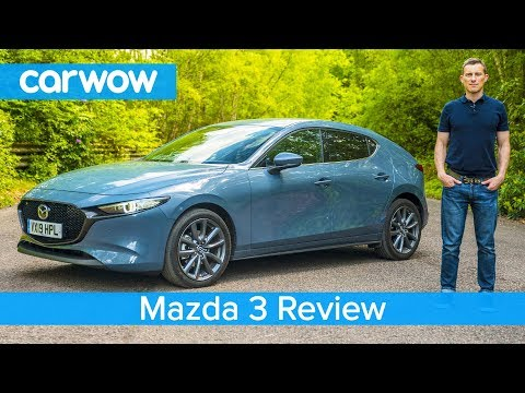 Mazda 3 2020 in-depth review | carwow Reviews