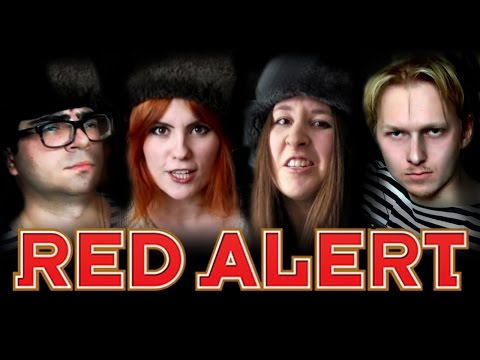 Red Alert 3 - Soviet March  - TRUE EPIC RUSSIAN COVER (видео)