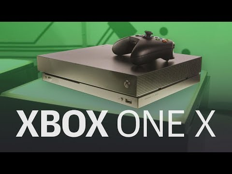 Xbox One X – самый дешевый ПК