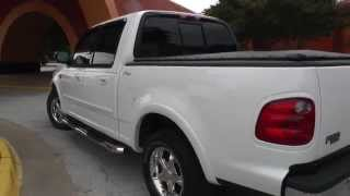 D72750 - 2003 Ford F150 Lariat Super Crew For Sale