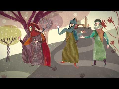 Booktrailer del 'Llibre del gentil i dels tres savis', de Ramon Llull