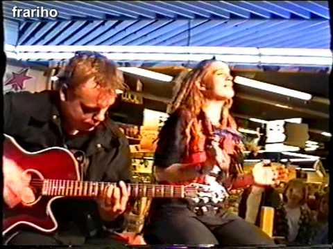 Lucilectric - Mädchen / Hey Süsser & Explosiv - Live im WOM Freiburg