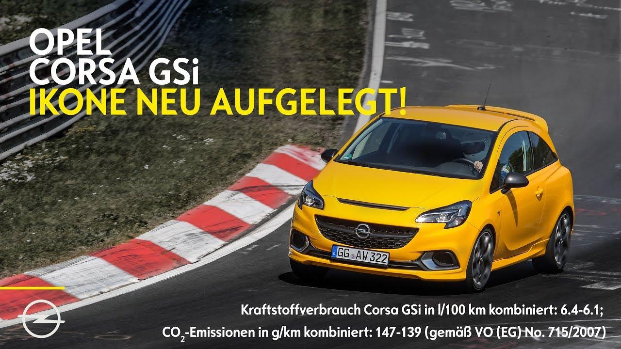 Nordschleife: Opel Corsa GSi - Rasante Ikone neu aufgelegt.