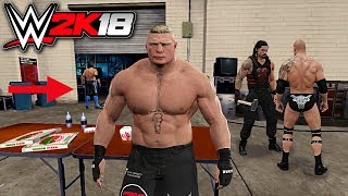 WWE 2K18 - The Game we want to see - STORY/PARKING LOT/FREE ROAMING & More!This Video Tooks me lot of hard work guys! so please Watch Full Video and give it a like!Thanks for watching!Featured Theme Song Creator For AJ Styles & The Rock &Kevin OwensMrAdammassacre - https://www.youtube.com/channel/UCjDP-d3p4j05YD1pLm8b-SwFollow me on Twitter : https://Twitter.com/MrCreeperHDYTPlatform : XBOX ONECapture Card : Elgato HD60Game : WWE 2K17 - WWE 2K18Production Music courtesy of Epidemic Sound: http://www.epidemicsound.comRoyalty Free Music by http://audiomicro.com/royalty-free-music