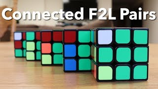 How To Solve F2L Pairs Where The Pieces Are Connected Wrong