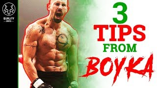 Why Is Yuri Boyka So Massive? - Yuri Boyka Training