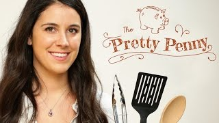 7 Must Have Kitchen Essentials for beginner cooks. If you like this episode of Pretty Penny give it a THUMBS UP + COMMENT below!Big thanks to Kelsey, be sure to check our her YouTube Channel: http://bit.ly/2mpSkXU ___GET THE ESSENTIALS:Wood Mixing Spoon - http://amzn.to/2oF9QciNorpro Nylon Nonstick Spatula - http://amzn.to/2oyObFbStainless Steel Tongs - http://amzn.to/2nGfWIiIkea Knife Set - http://amzn.to/2oW1Pz1Grater With Handle - http://amzn.to/2nAOrivAntimicrobial Cutting Board - http://amzn.to/2n7PFq5Aluminum Sheet Pan - http://amzn.to/2nGoLSmAluminum Nonstick Fry Pan - http://amzn.to/2oF74DWStainless Steel Stockpot - http://amzn.to/2nYYZvu___CONNECT WITH KIN COMMUNITYSubscribe here: http://bit.ly/MKYoureInvitedFacebook: https://www.facebook.com/KinCommunityPinterest: https://www.pinterest.com/kincommunityTwitter: https://twitter.com/kincommunityInstagram: https://instagram.com/kincommunitySnapchat: http://bit.ly/AddKinYour source for new skills, new stuff, and new perspectives related to the most important place in the world, Home. Make your way home with Kin Community.