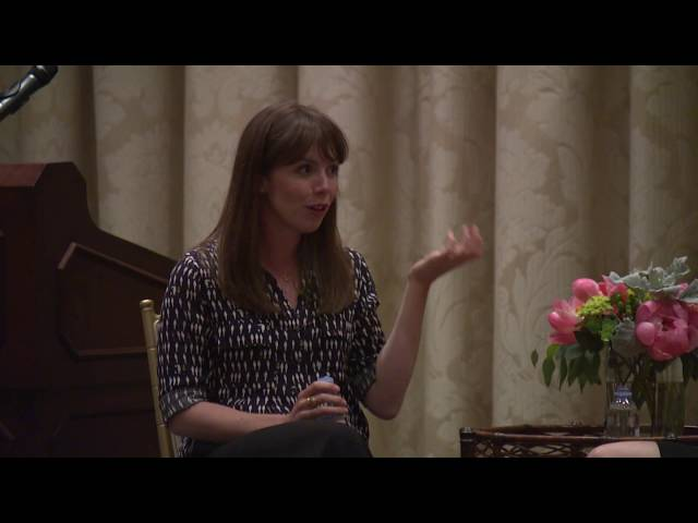 Summer Benefit 2016: Lucy Kalanithi in conversation with Ann Patchett