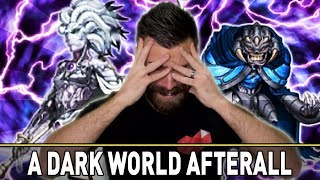 IT'S A DARK WORLD AFTER ALL! | YuGiOh Duel Links PVP Mobile & Steam W/ ShadyPenguinn