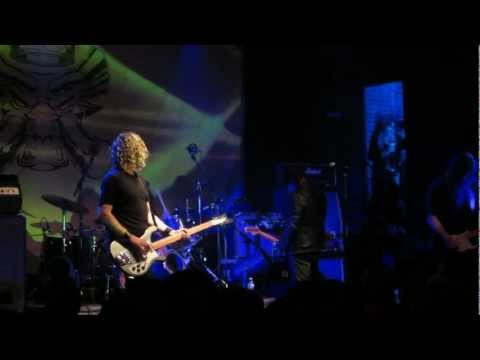 Spine of God (live)