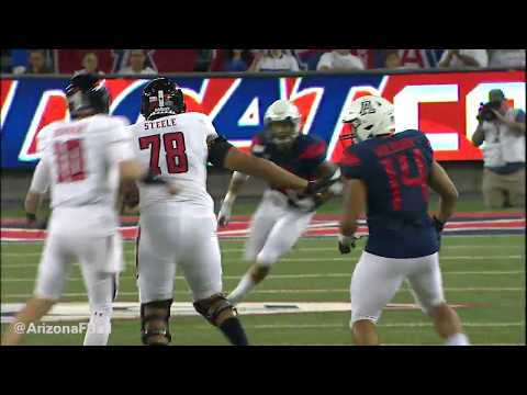 Cats Grind Out 300 Yards Rushing - Highlights