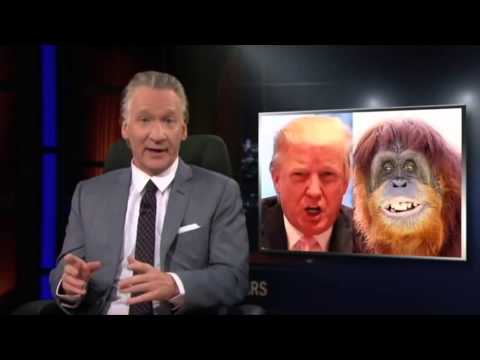 Donald Trump - Donald Trump dropped his $5 million lawsuit against comedian Bill Maher for claiming during a