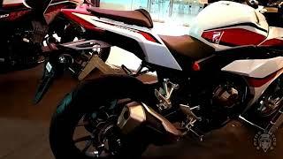 5. 2018 HONDA CBR500R l Ride Guide
