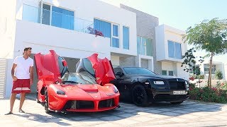 Video Dubai Billionaire $17 Million House Tour !!! MP3, 3GP, MP4, WEBM, AVI, FLV Januari 2019