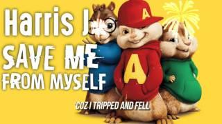 Video Harris J - Save Me From Myself (Chipmunk Version) | Lyrics Video MP3, 3GP, MP4, WEBM, AVI, FLV Januari 2018