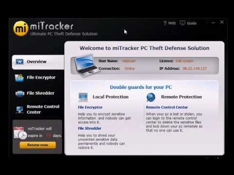 how to recover f-secure anti theft password