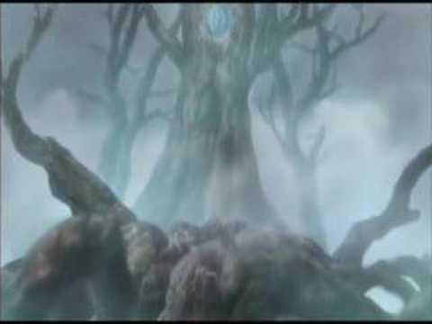 tales of symphonia world tree