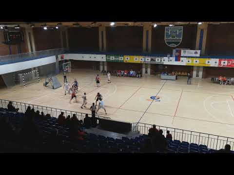"1 kolo Play out KK ""Paracin″ – KK ""Radnicki VA"" 77:81"