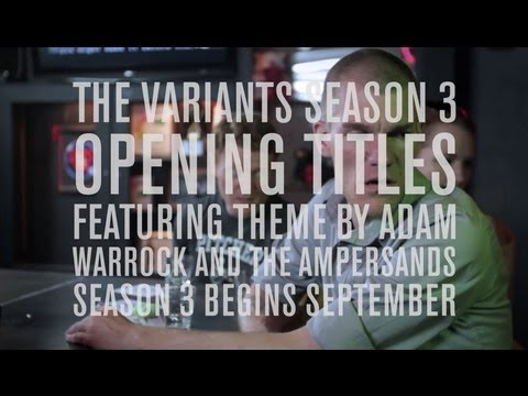 The Variants season 3 opening: funny comic shop web series comedy