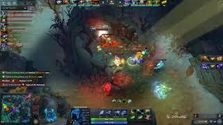 Spirit vs Na`Vi, Dota PIT League, game 2 [v1lat, GodHunt]