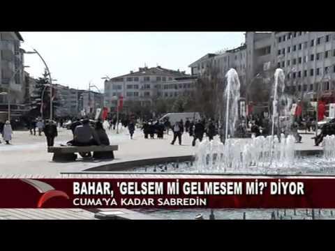 BAHAR 'GELSEM Mİ, GELMESEM Mİ?' DİYOR…