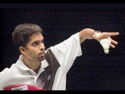 [Highlights] Badminton Peter Gade vs Pullela Gopichand 2001 All England [2/2]