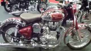 8. 2014 Royale Enfield Motorcycle Models 28 Hp 129 Km/h 80 mph