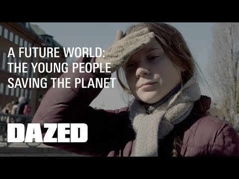 Greta Thunberg and the young activists fighting for their future
