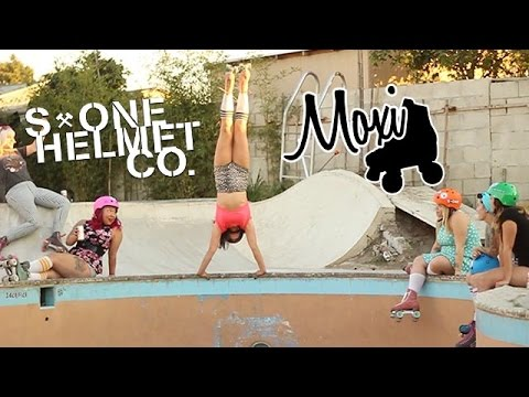 S1 Helmet Co  X Moxi Roller Skates Video 2014