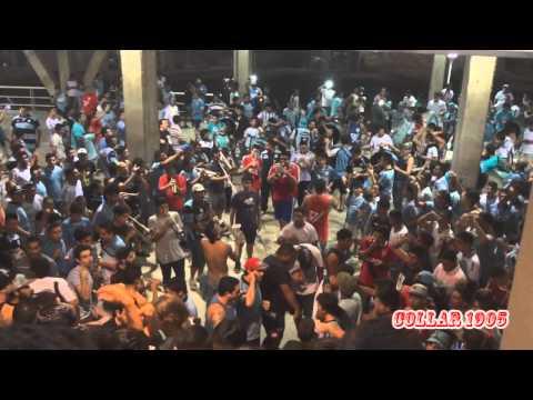PREVIA VS QUILMES,PRIMERA DIVISION 2015 - Los Piratas Celestes de Alberdi - Belgrano