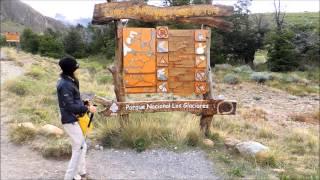 El Chalten Argentina  City new picture : Patagonia Trekking, Cerro Fitz Roy & Torre, El Chalten, Argentina (2013)
