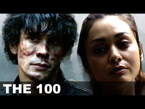 """The 100 Season 3 Episode 10 """"Fallen"""" REVIEW"""