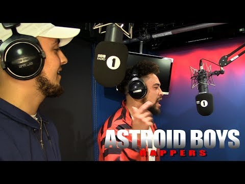 Astroid Boys – Fire In The Booth (part 2)