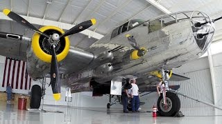 Mount Pleasant (TX) United States  city photos : Mid America Flight Museum, Mt Pleasant, Texas B-25
