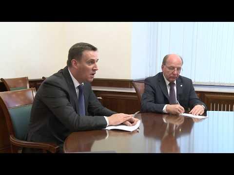 Șeful statului a avut o întrevedere cu ministrul agriculturii al Federației Ruse